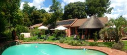 Sitatunga Guest Lodge & Transfers