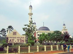 At Tin Mosque