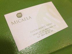 Micaela Restaurante-Tapas