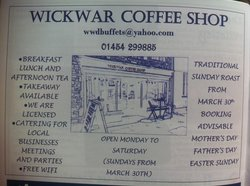 WickWar Coffee Shop