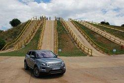 Land Rover Experience Gerotek