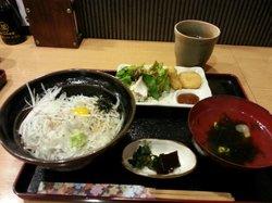 Chirimen Shirasu Restaurant Nagi