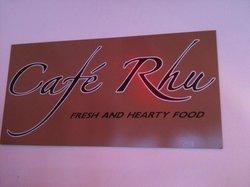 Cafe Rhu