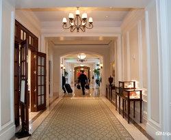 Lobby (Pre-Renovation) at The Ritz-Carlton Key Biscayne, Miami