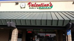 Valentino's Take and Bake Pizza
