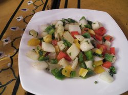 Kuchumber Salad