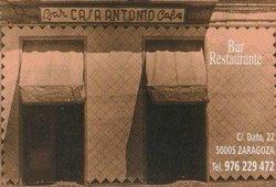 Bar Restaurante Casa Antonio