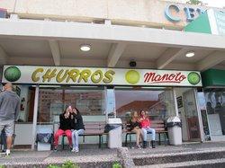 Churros Manolo