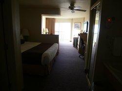 4th floor king room