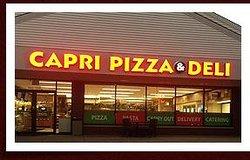 Capri Pizza & Deli