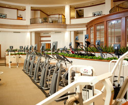 Fitness Center in the JW Marriott Las Vegas Resort Spa And Golf