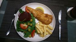 Seascapes Fish and Chips