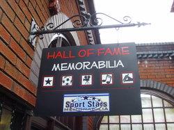 Sports Stars Memorabilia