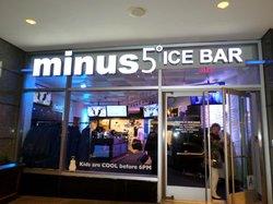 Minus 5 Ice Experience