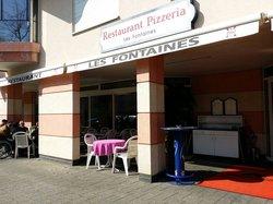 Restaurant des Fontaines