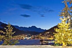 Carlton Hotel Aussicht auf den St. Moritz See (92065680)