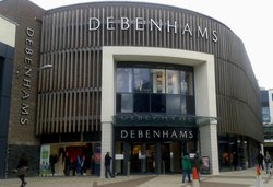 Debenhams Restaurant