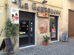 Pizzeria La Genzanese