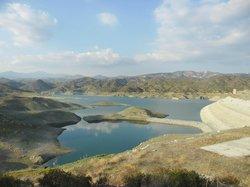 Kalavasos Dam