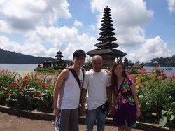 Komang Bali Driver