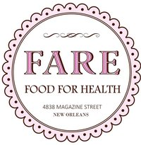 Fare Food For Health
