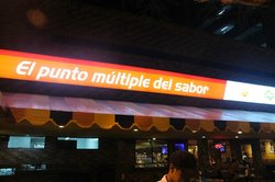 HOT El Punto Multiple del Sabor