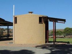 Toiletten und Duschen Orroroo Caravanpark