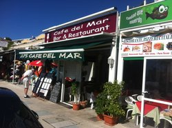 J.J.'s Cafe del Mar