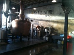 St. Augustine Distillery Company