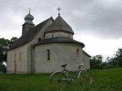 Goryany Rotunda - St. Anna Church