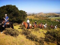 Madonna Inn Trail Rides