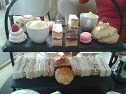 Afternoon Tea at Rockliffe Hall