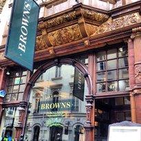 Browns Brasserie & Bar Mayfair