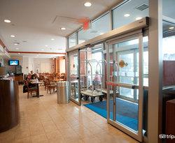 Lobby at the Holiday Inn Express New York City - Chelsea