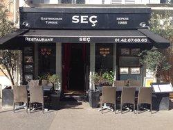 Restaurant  Sec