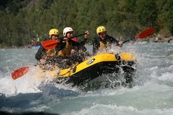Kaernten-Rafting