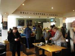 The Tiltyard Cafe