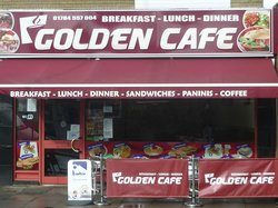 ‪Golden Cafe‬