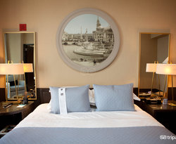 The Luxury One-Bedroom at the Hotel Palomar Chicago