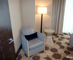 The One-Bedroom Suite at the Hotel Palomar Chicago