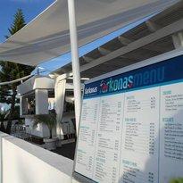 Farkonas Poolbar and restaurant