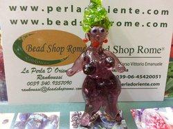 Bead Shop Rome®  via sora 30/31 Rome Italy