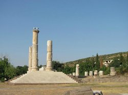 Apollon Symintheion Ruins