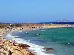 Chrisis Aktis Beach