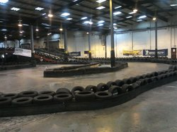 ‪TeamSport Indoor Karting Birmingham‬