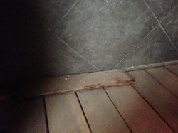 Durty bath