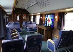 Andalsnes Train Chapel