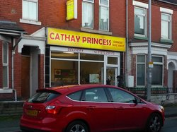 Cathay Princess
