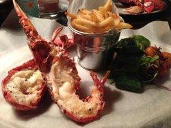 Rock Lobster at Harvey Nichols