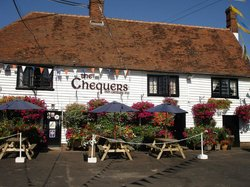 The Chequers at Laddingford